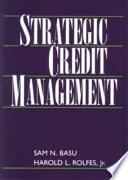 Strategic Credit Management