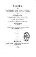 Pdf Musée de peinture et de sculpture, ou Recueil des principaux tableaux, statues et bas-reliefs des collections publiques et particulières de L'Europe