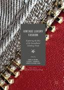 Vintage Luxury Fashion