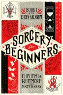Sorcery for Beginners Pdf/ePub eBook