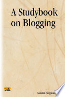 A Study Book on Blogging