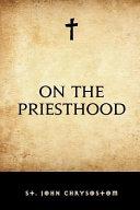 On the Priesthood