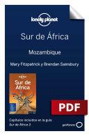 Sur de África 3. Mozambique