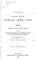 Hart s Annual Army List  Special Reserve List  and Territorial Force List