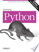 Learning Python Book