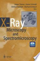 X Ray Microscopy and Spectromicroscopy