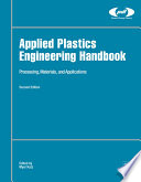Applied Plastics Engineering Handbook Book PDF