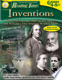 Reading Tutor: Inventions, Grades 4 - 8