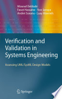 Verification and Validation in Systems Engineering Book