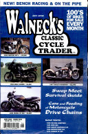 WALNECK S CLASSIC CYCLE TRADER  JUNE 2000