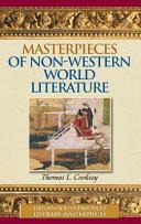 Masterpieces of Non western World Literature