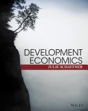 Development Economics: Theory, Empirical Research, and Policy Analysis