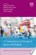 A Companion to Transport  Space and Equity Book