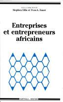 Pdf Entreprises et entrepreneurs africains Telecharger