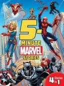 5-Minute Marvel Stories Pdf/ePub eBook