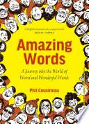Amazing Words Book PDF