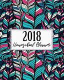 2018 Homeschool Planner Book
