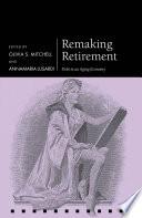 Remaking Retirement Book