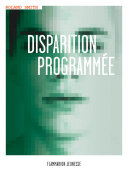 Disparition programmée ebook