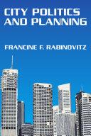 City Politics and Planning