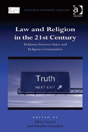 Law and Religion in the 21st Century