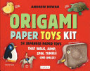 Origami Paper Toys Kit