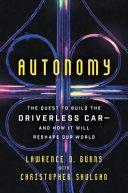 Autonomous Car 40 Success Secrets 40 Most Asked Questions On Autonomous Car What You Need To Know [Pdf/ePub] eBook