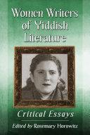 Women Writers of Yiddish Literature [Pdf/ePub] eBook