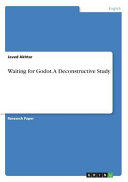 Pdf Waiting for Godot. A Deconstructive Study