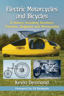 Electric Motorcycles and Bicycles
