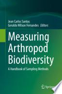 Measuring Arthropod Biodiversity