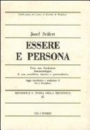 Essere e persona