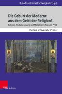 Pdf Die Geburt der Moderne aus dem Geist der Religion? Telecharger