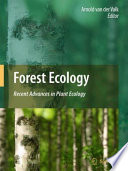 Forest Ecology Book