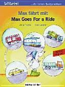 Max Fährt Mit. Deutsch-Englisch