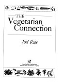 The Vegetarian Connection Book PDF