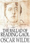 The Ballad of Reading Gaol Pdf/ePub eBook