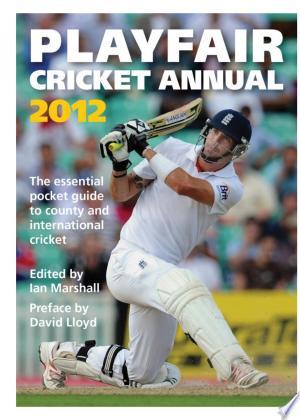 Download Playfair Cricket Annual 2012 Free Books - manybooks-pdf
