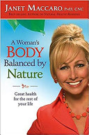 A Woman s Body Balanced by Nature Book