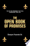The Open Book of Promises