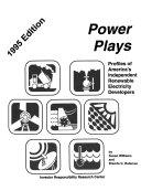 Pdf Power Plays