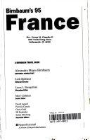 Birnbaum's 95 France