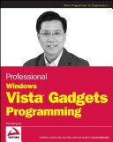 Professional Windows Vista Gadgets Programming