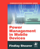 Power management in mobile devices / Findlay Shearer
