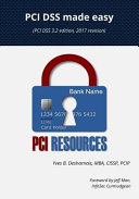 PCI Dss Made Easy 2017 Book