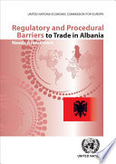 Regulatory and Procedural Barriers to Trade in the Republic of Albania