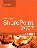 Microsoft SharePoint 2007 Unleashed ebook
