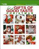 Best of Gifts of Good Taste Christmas
