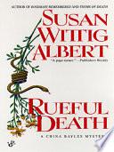 Rueful Death Book PDF