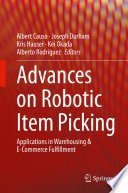 Advances on Robotic Item Picking